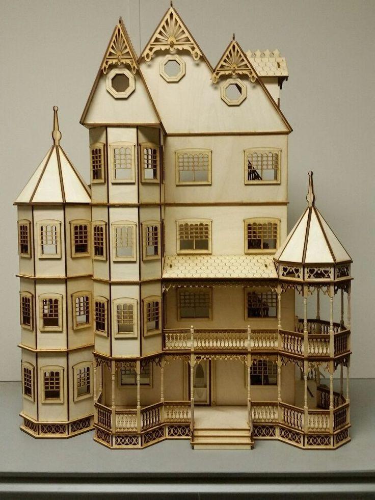 51 Best Images About Laser Dollhouse Designs On Pinterest