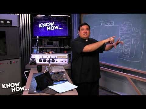 Know How... 110: Mouse without Borders, Busted Screens, and Network Congestion - YouTube