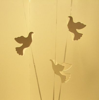 Cross Centerpieces, Christening Table Decorations, Baptism Balloon Decorations