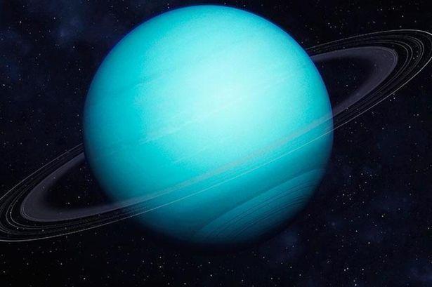 Uranüs Gezegeni Hakkında Bilgiler   Universum