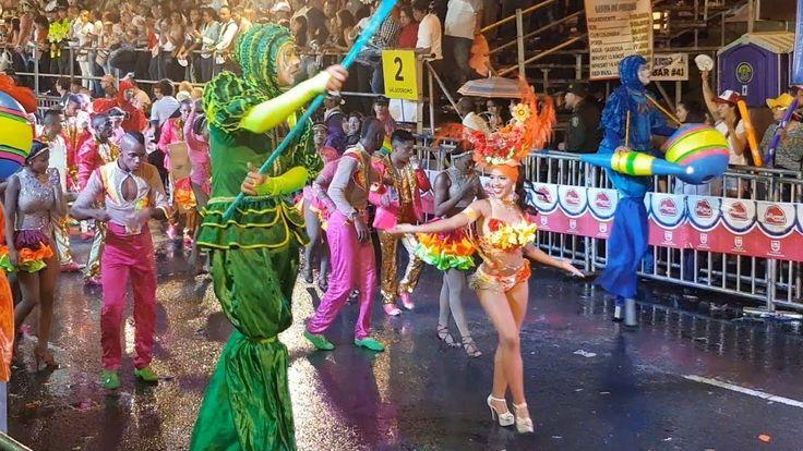 Lo mejor el #Salsodromo de la #FeriaDeCali2017, Caleños y turistas en la...