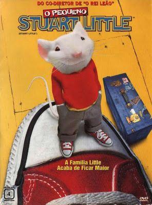 O Pequeno Stuart Little - DVDRip Dublado