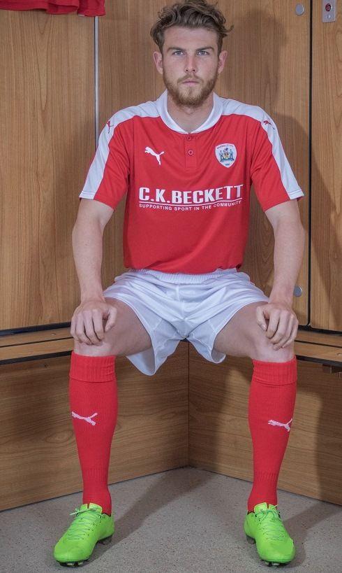 Puma Barnsley Kit 2015 16