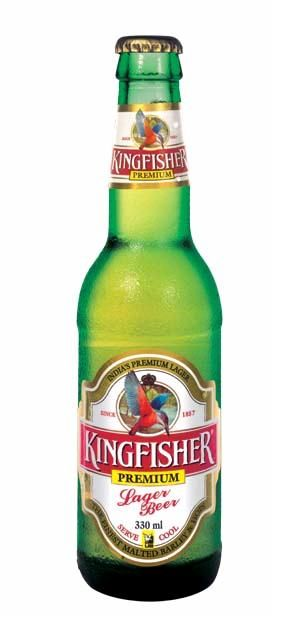 Bollywood Bash Movie Night drink: Kingfisher Beer