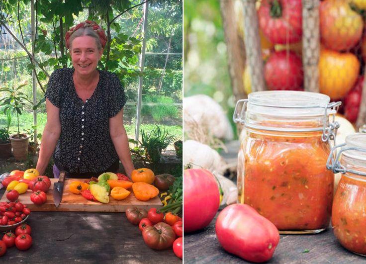 Mandelmanns eget recept! Tomatsås
