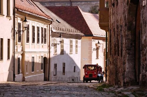 Bratislava – Quiet streets of the Old town  Photo by Sandy S