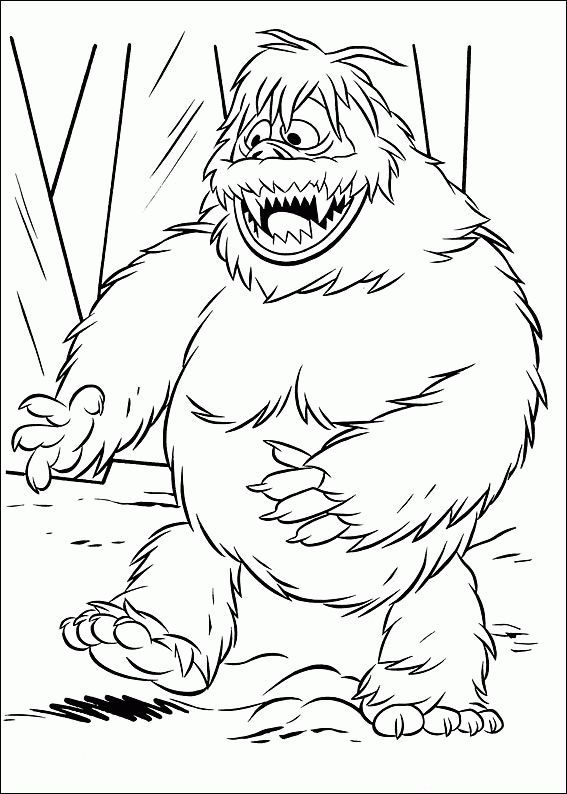 Image Result For Rudolph The Red Nosed Reindeer Movie Coloring Pages Rudolph Coloring Pages Monster Coloring Pages Snowman Coloring Pages