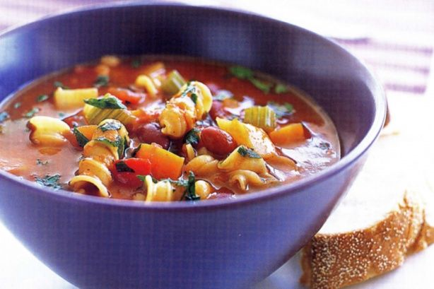 Serve this warm and filling soup with some fresh crusty bread to create a winter meal.