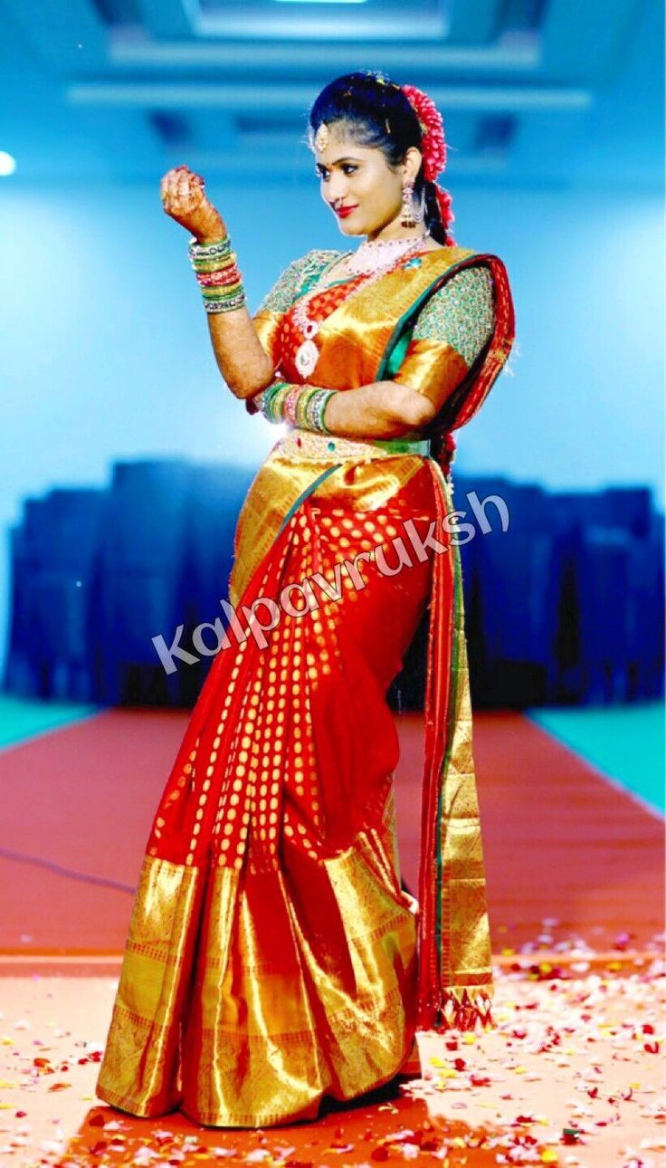Engagement pattu saree images  best jewllery images on pinterest  indian jewellery design