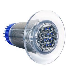 AQUALUMA 18 TRI-SERIES GEN 4 UNDERWATER LIGHT BLUE/WHITE