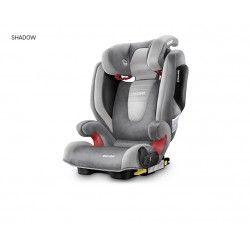 SILLA AUTO RECARO GRUPO 2-3 NOVA 2: cómoda y duradera gracias a sus acolchados en latex y textiles de alta calidad. Muy ventilada y transpirable.