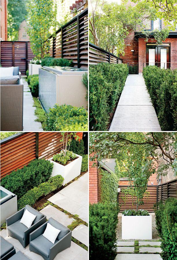 68 best jardins espaces ext rieurs d cormag images on for Decor paysagiste jardin