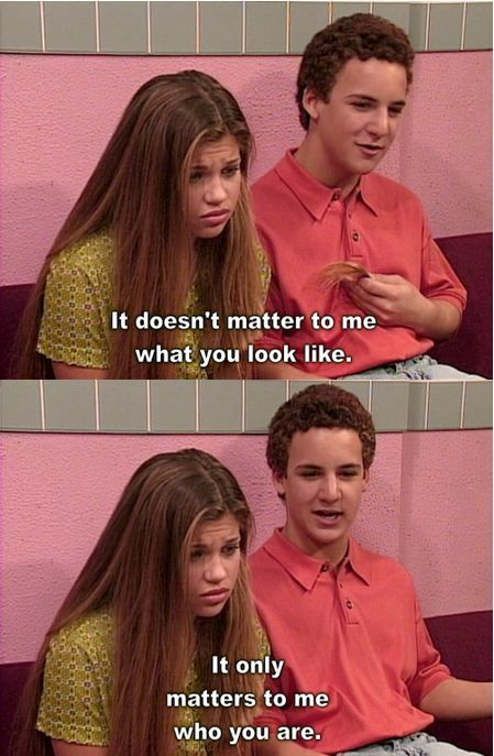 girl meets world quotes cory Quotes instagram about cory and topanga's daughter on girl meets world 25 little-known facts about boy meets world | thought catalog.