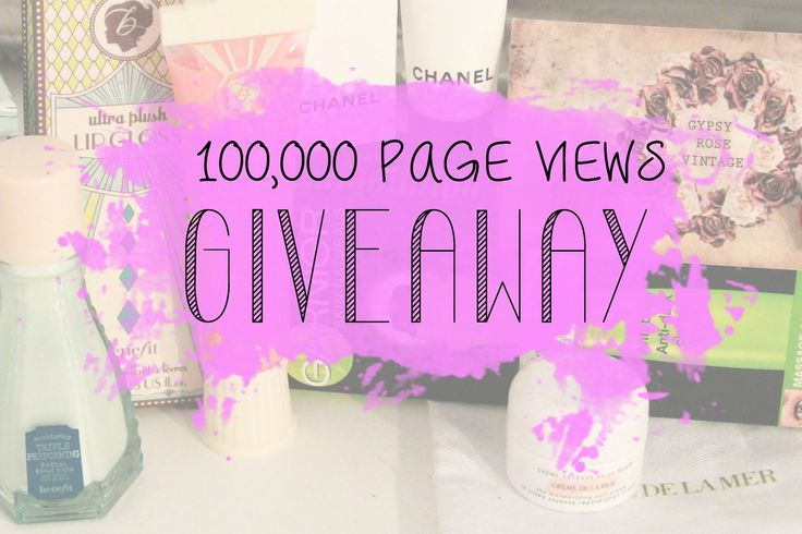Benefit Ultra Plush Lipgloss, Chanel and Creme De La Mer 100,000 Hits GIVEAWAY! | Ashly Rae | A Scottish Actress and Model Blogging about her life, love and beauty!