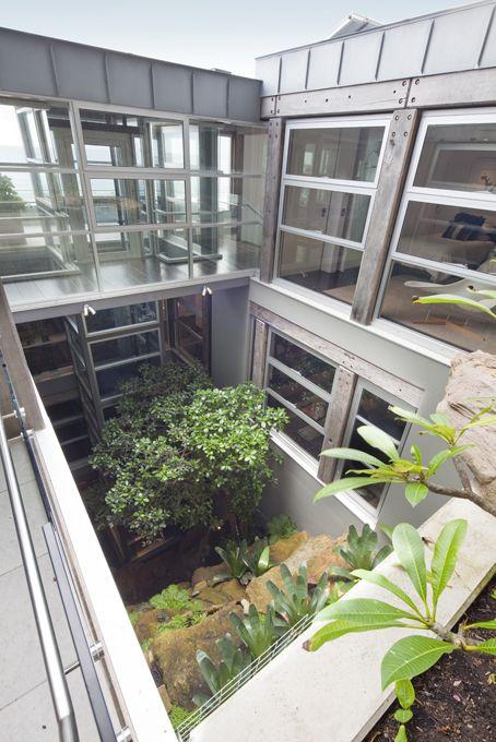 #Garden #Courtyard #Exterior #Design #Architect #Inspiration #JPRArchitecture #Void
