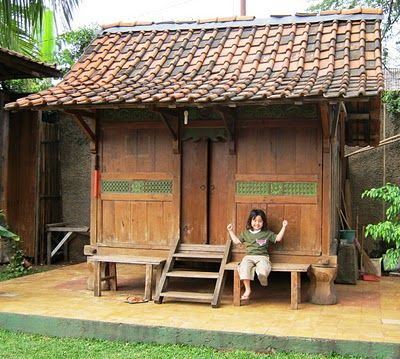 19 Best Rumah Kayu Images On Pinterest Indonesia