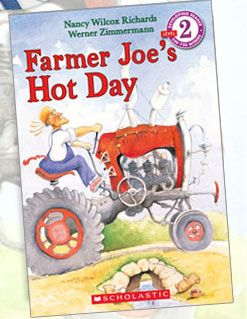 FICTION:Based on a Yiddish tale, Farmer Joe finds out that there is hot and what is really hot, and complains no more.