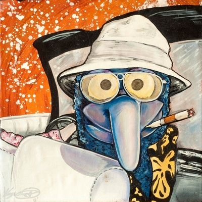Haha, get it?Loathing Gonzo, Film Design, Gonzo Journals, Buy Fear, Art Prints, Gonzo Art, High Quality, Products Available, Kristal Serrano