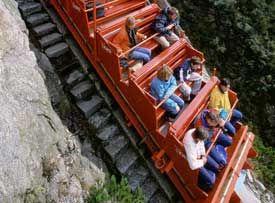 Gelmerbahn - Haslital (fr) - Berner Oberland. - Schweiz