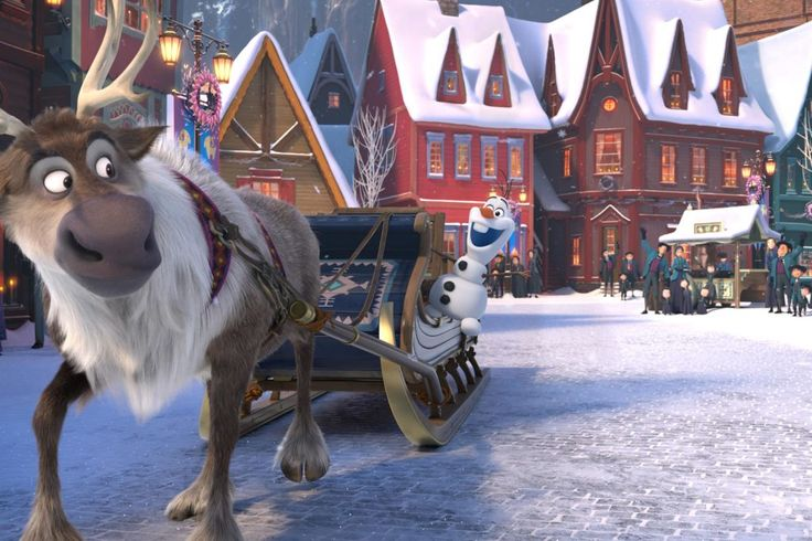 The New Frozen Trailer Is Hereand Were Screaming with Happiness!