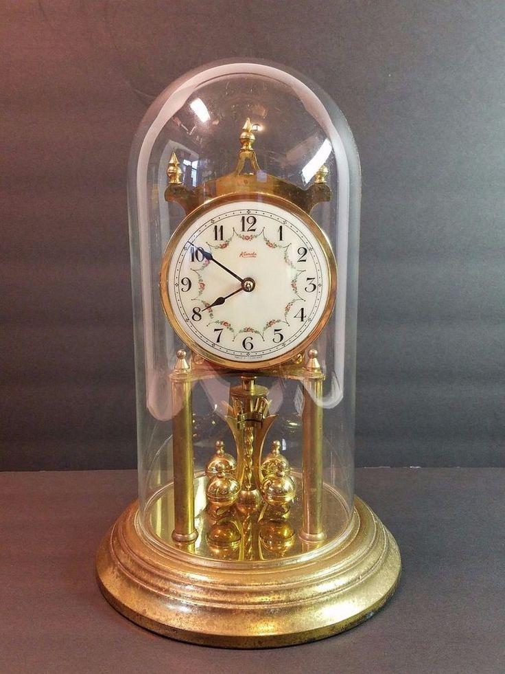Vtg Kundo Kieninger Amp Obergfell Brass 400 Day Anniversary