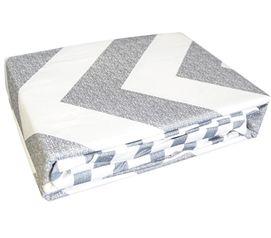Chevron Gray Twin XL Sheet Set Dorm Bedding Twin XL Bedding Extra Long Twin Bedding