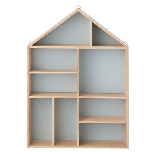 Found it at AllModern - House Shaped Wood Display Box