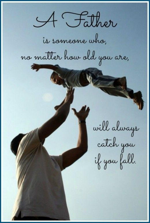 Definition of a Father Message for Father's Day #Fathers #Dad