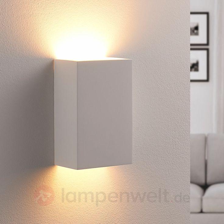 Die besten 25+ Led wandleuchten Ideen auf Pinterest - wandlampen für badezimmer