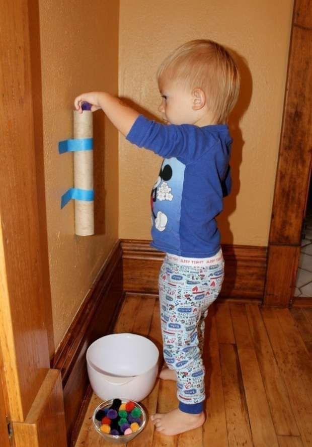 activité pour les enfants Chaussons en cuir. etre-parents