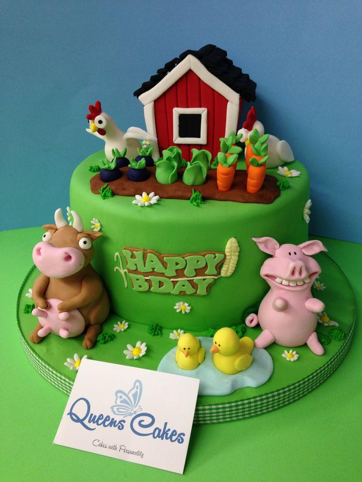 Hayday Cake www.queenscakes.co.uk