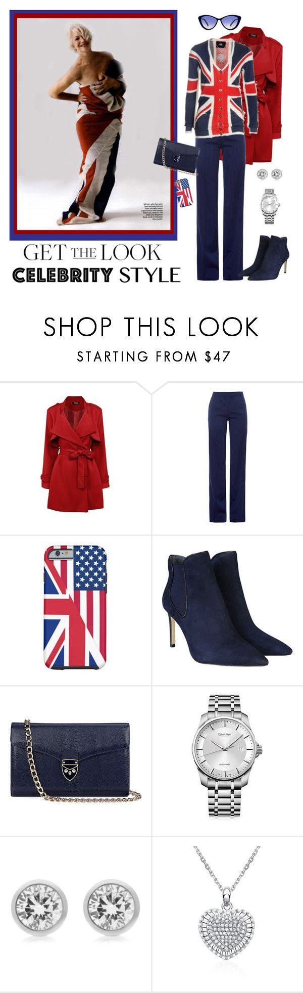 """""""Dame Helen Mirren"""" by krusie ❤ liked on Polyvore featuring Altuzarra, Tory Burch, Aspinal of London, Calvin Klein, Michael Kors, Italia Independent, women's clothing, women's fashion, women and female"""