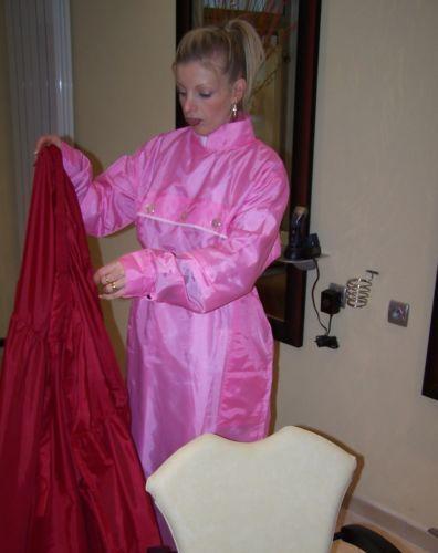 17 meilleures id es propos de blouse nylon sur pinterest. Black Bedroom Furniture Sets. Home Design Ideas