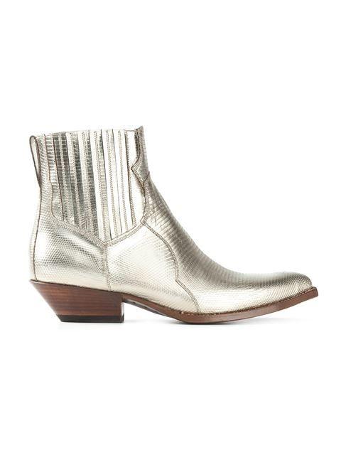 Saint Laurent 'Santiag' western boots
