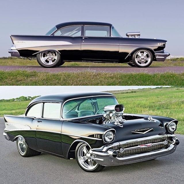 Blower Chevy 57: 530 Best Images About 1957 Chevrolet On Pinterest