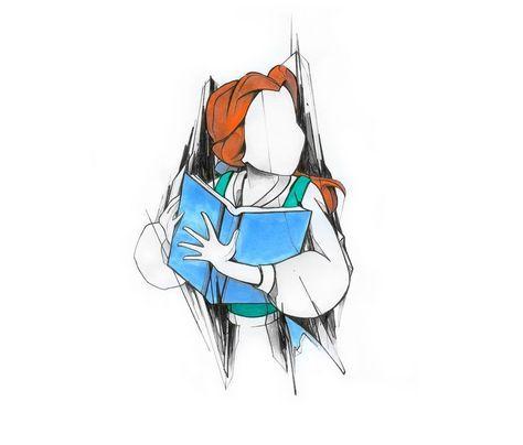 O belo estilo de ilustração de Alexis Marcou - No projeto Faces, o ilustrador representa personagens como Branca de Neve, Mary Poppins, Princesa Leia e Mulher Maravilha em ilustrações com traços bem característicos.