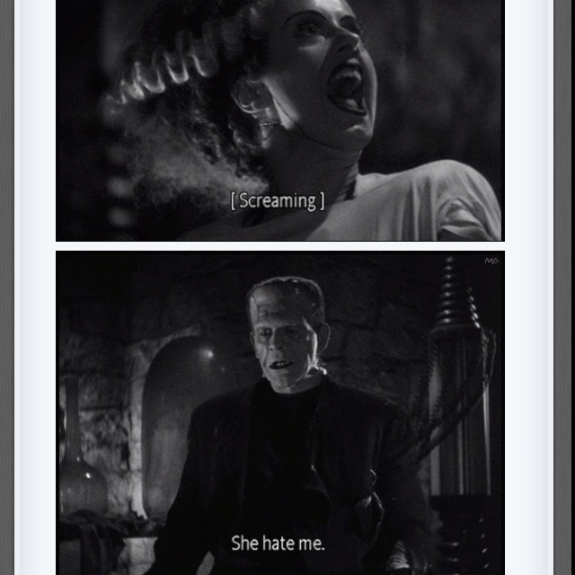 Bride of Frankenstein: Classic Monsters, Studios Monsters, Monsters 3