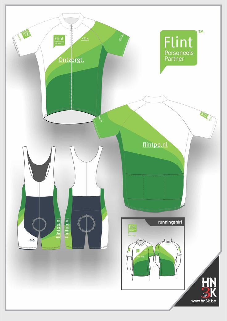 flint  cycling shirt  cycling shin  ort   bike jersey  fietstrui fietsbroek wieleruitrusting  maillot  @hn3k.be