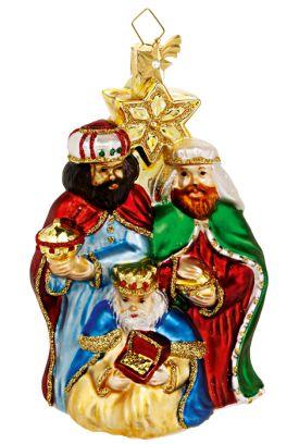 Baumschmuck Heilige 3 Könige