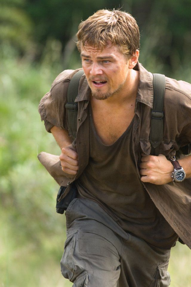 Still of Leonardo DiCaprio in Blood Diamond