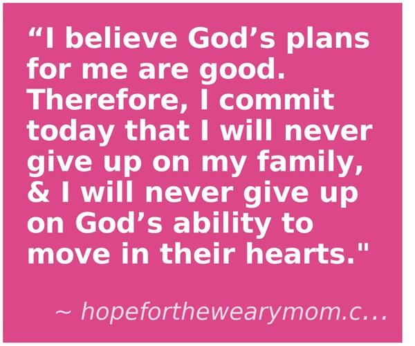From www.hopeforthewearymom.com