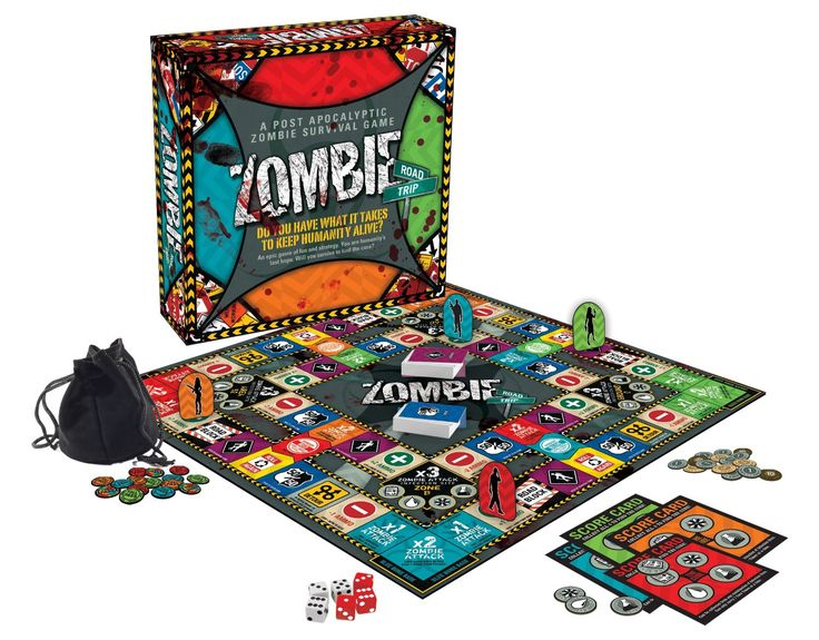 Zombie Road Trip, Zombie Board Game by Grindstore. https://www.amazon.co.uk/gp/product/B00FB9QE7S?ie=UTF8&camp=1634&creativeASIN=B00FB9QE7S&linkCode=xm2&tag=zomsho-21