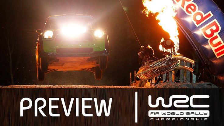 Rally Sweden 2015: Preview Clip