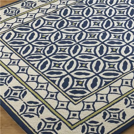 Arabesque Rug: 3 Colors Available would look great in dining room!