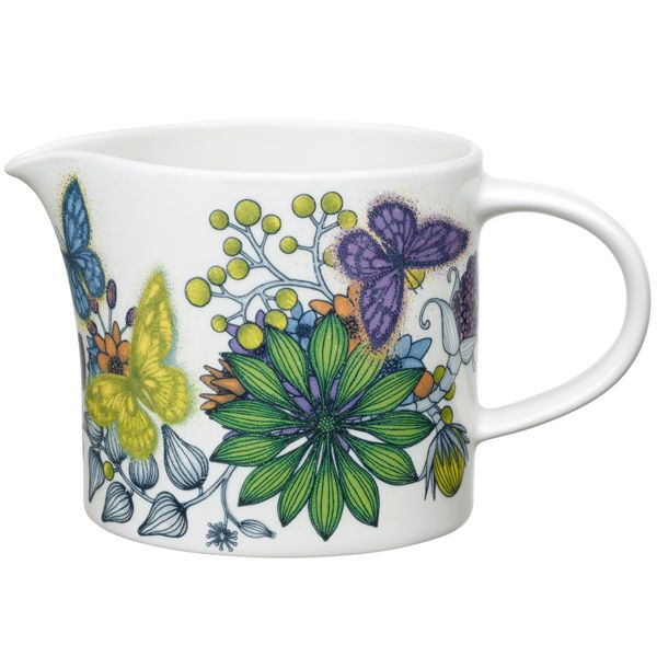 Runo pitcher 1 L, Butterfly