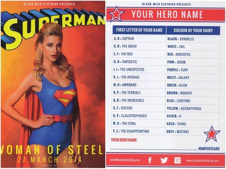 16. Superman