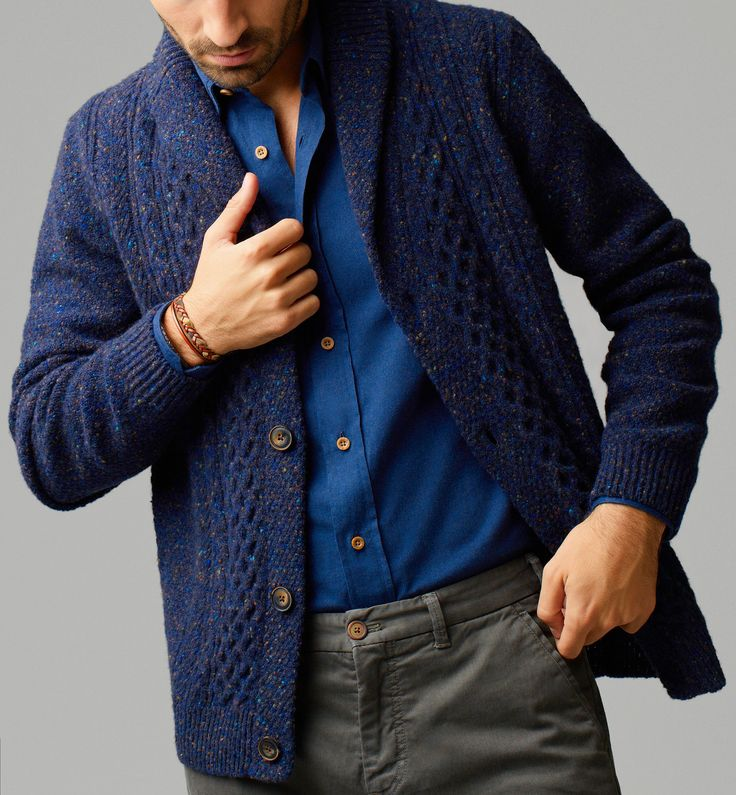 JACKET WITH TUXEDO COLLAR by Massimo Dutti