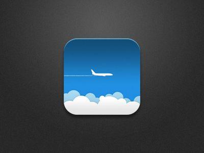 Icon-airplane