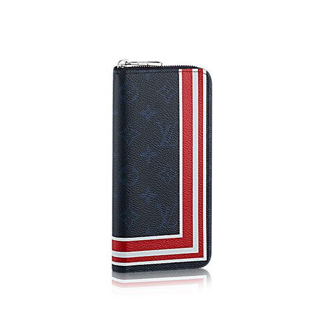 Zipper Wallet Vertical + - Small Leather Goods | LOUIS VUITTON
