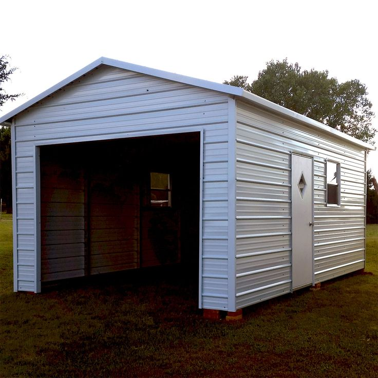 25+ Best Ideas About Metal Shed On Pinterest